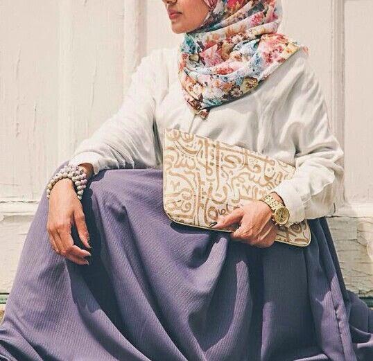Hijab-fashion-inspiration-muslim-women's-style