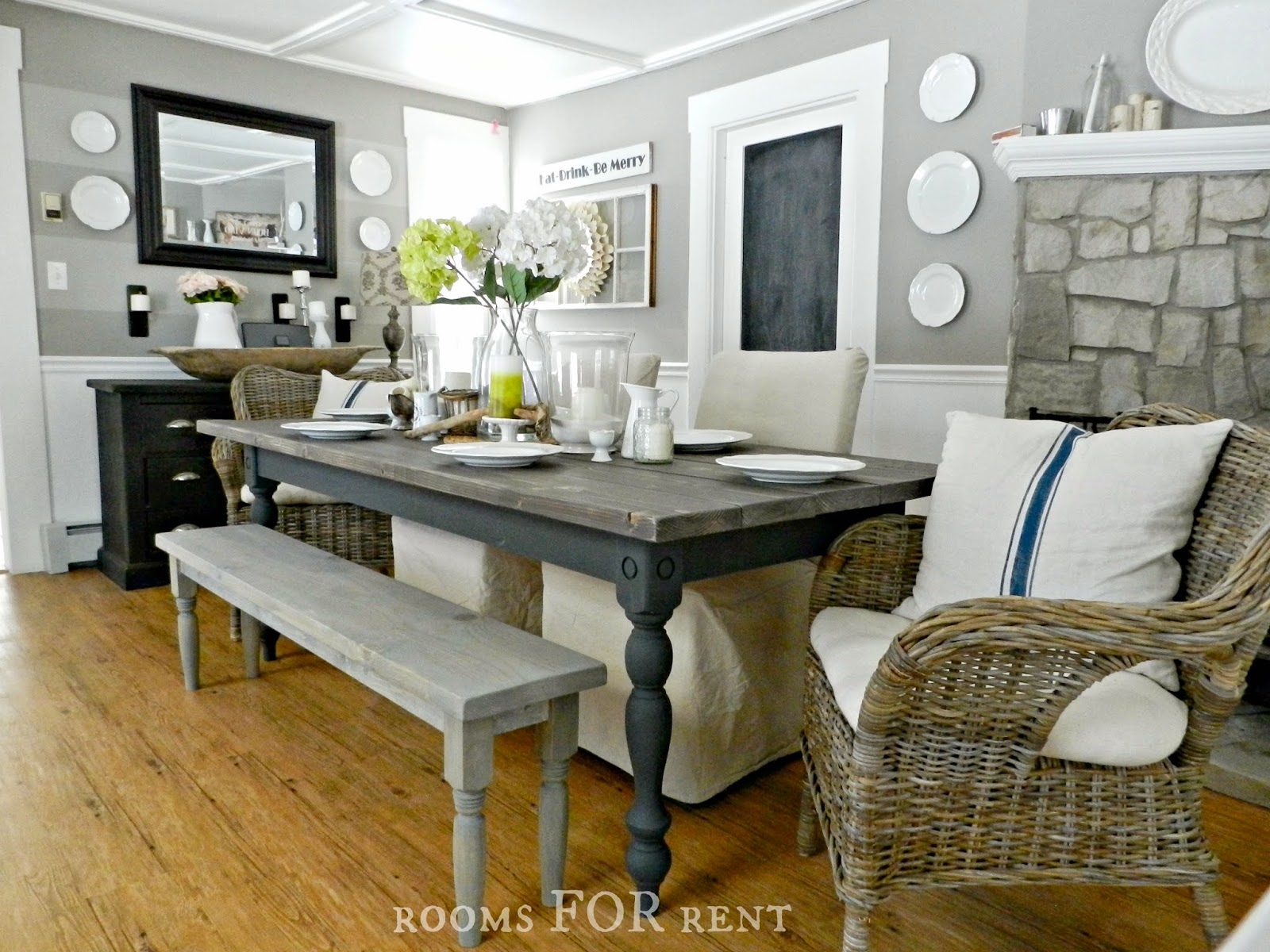 """Rooms for Rent"""" Home Tour Beneath My Heart"""
