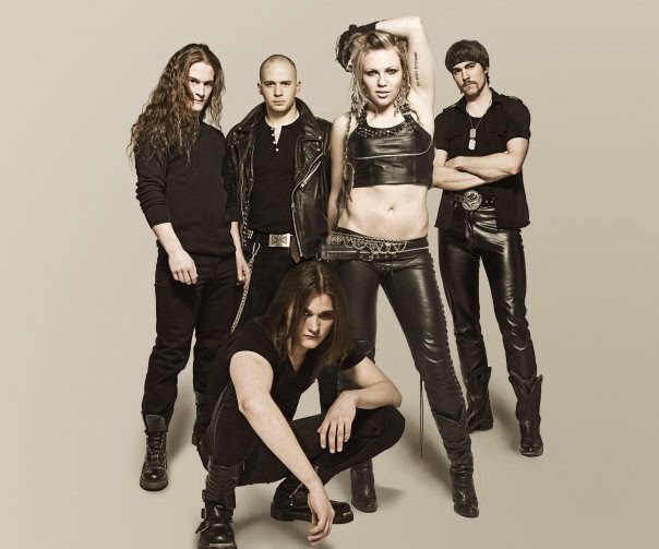 kobra and the lotus - band