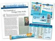 free Nordic Naturals Omega-3 Sample Kit