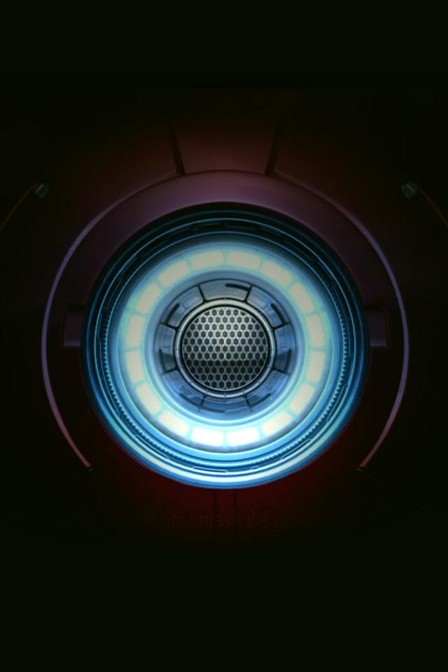 Iphone+4s+Iron Man En Güzel İphone 4s Resimleri