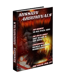 The free ebook Mission Abdominals by Tom Venuto