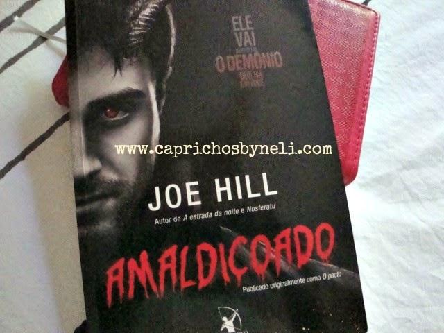 Amaldiçoado, Joe Hill, Editora Arqueiro