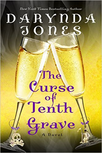 The Curse of Tenth Grave (Charley Davidson #10) by Darynda Jones (PNR/UF)