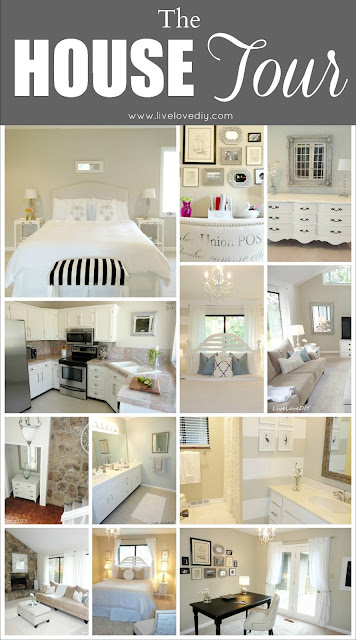 Home Improvement Ideas: House Tour 2013