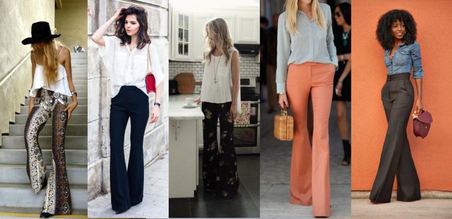 Cinco reglas para llevar los pantalones bota campana