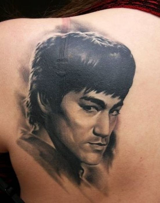 Creepy Hyper Realistic Tattoos Damn Cool Pictures