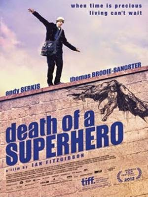 Download A Morte do Super-Herói BDRip Dublado Torrent