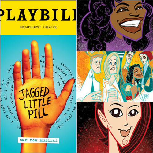 FOR SALE! Playbill/Lights of Broadway Bundles!