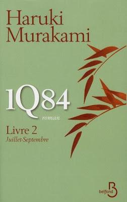 1Q84, livre 2 de Haruki Murakami