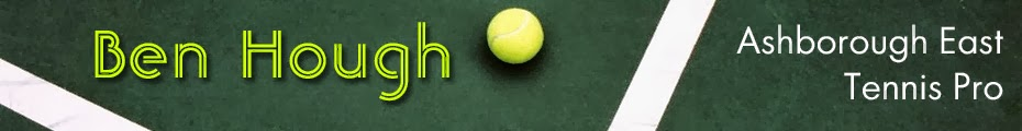 Ben Hough - AE Tennis Pro