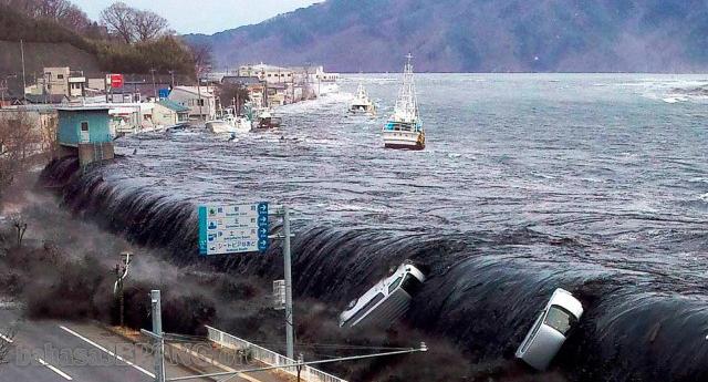 gempa tektonik yang disertai tsunami di jepang sudah beberapa kali terjadi namun yang paling parah baru terjadi tepat 4 tahun lalu yakni di tahun 2011