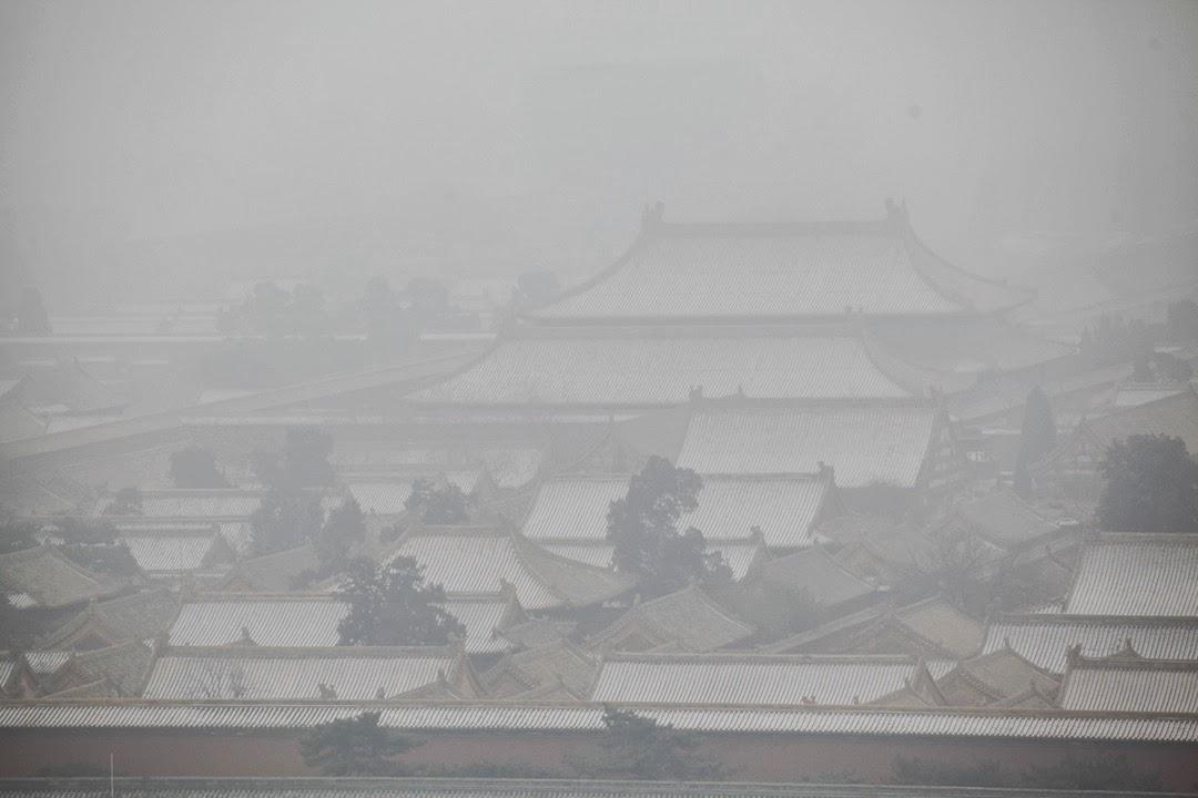 sobrepasa los niveles récord de contaminación
