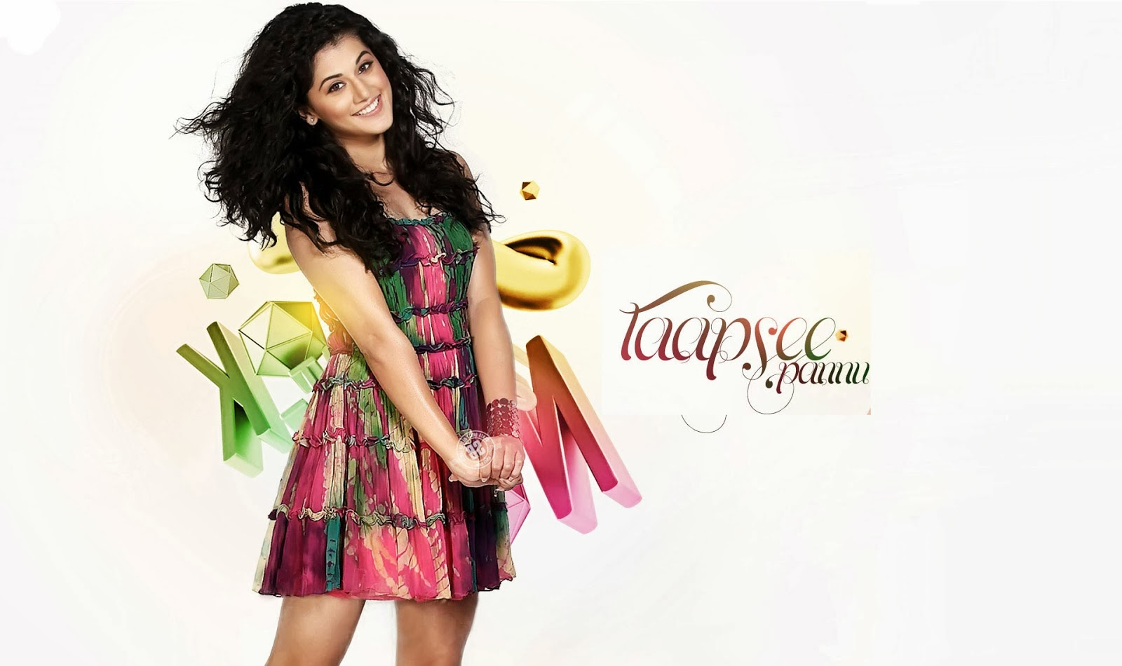 Taapsee Pannu Smile Cute smile of taapsee pannu in
