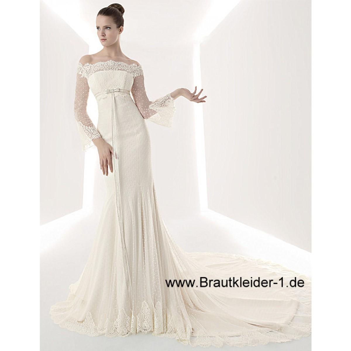 Rechnung Brautkleid auf Brautkleid mit Schleppe auf mit Rechnung Schleppe D92EWHYI