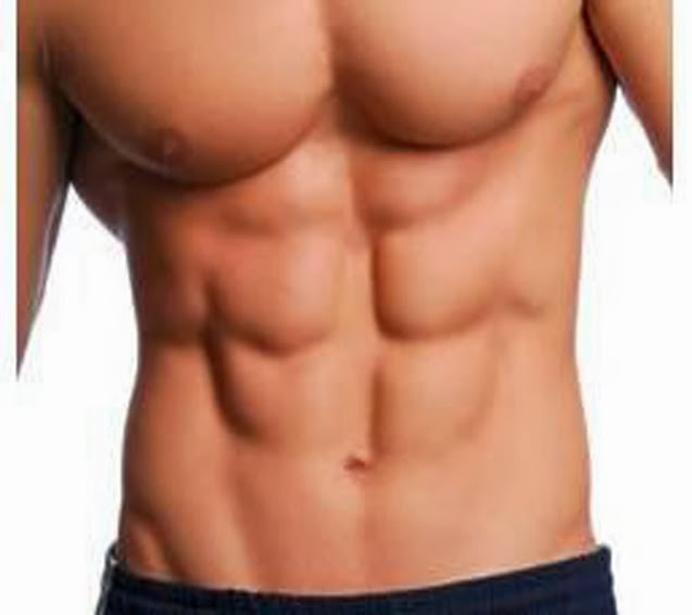 Six Pack- abdominales - tableta de chocolate
