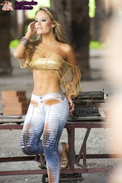 A Bela Maria Patricia Montoya - foto 6
