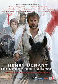 Henry Dunant Du rouge sur la croix