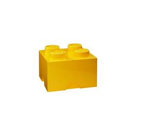Boites de rangement légo en forme de légo