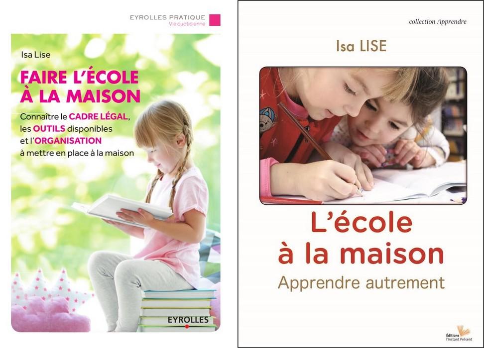 Livres Ecole à la maison