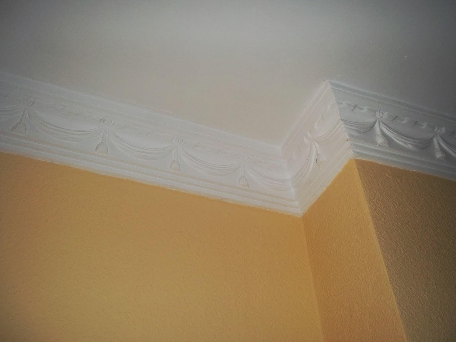 Reformas y construcciones enrique guerrero cortineros - Molduras de techo ...