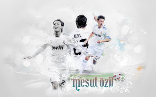 Mesut Ozil Wallpaper 2011 2