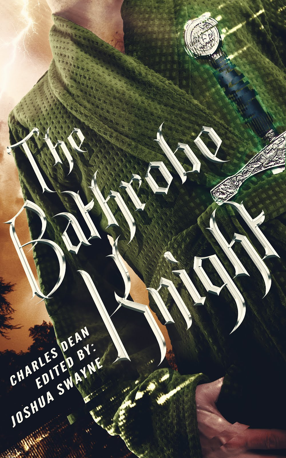 The Bathrobe Knight Volume 1!