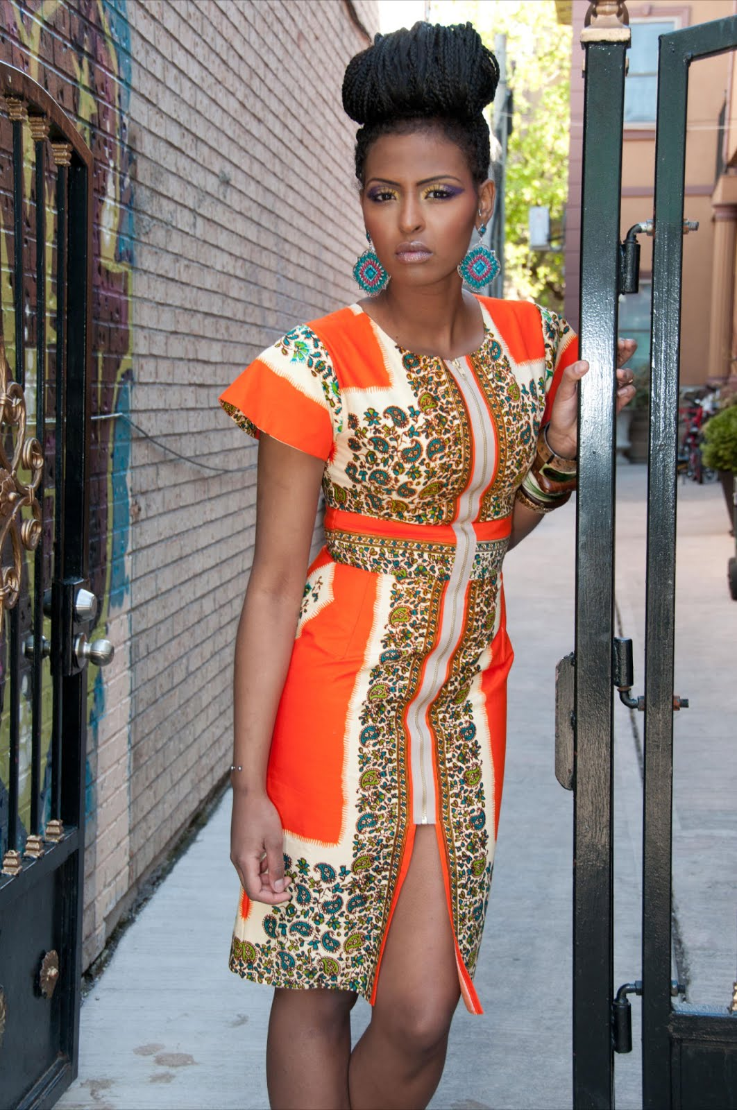 mefieuk african fashion in the t dot o and the skinny bi sh