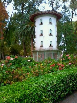 parque isabel catolica gijon
