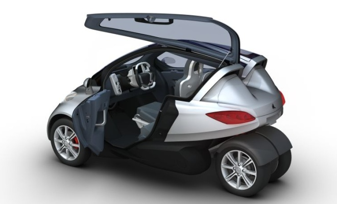 VELV electric vehicle - 2011 version