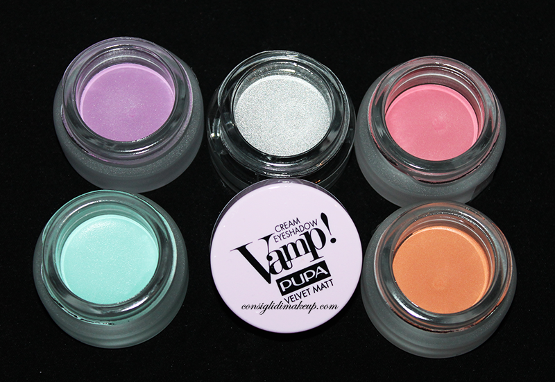 recensione pupa sporty chic swatches