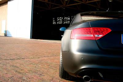 Audi A5 Black