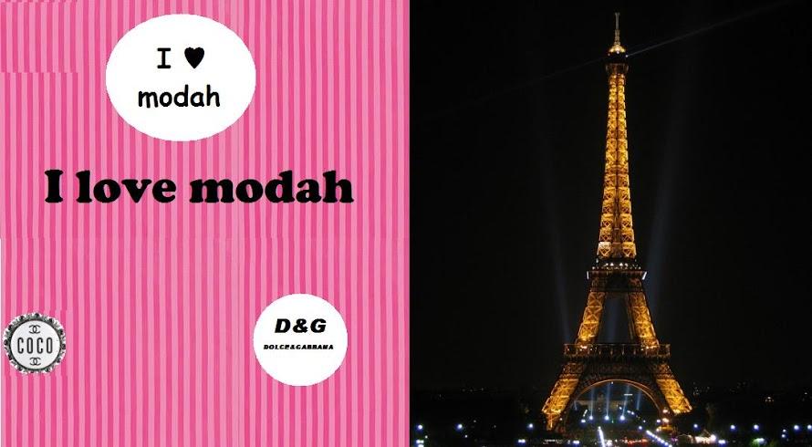 I love modah