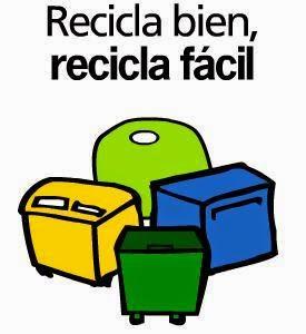 RECICLA,  REUTILIZA,  REDUCE