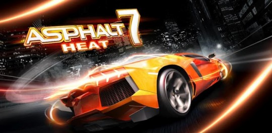 Asphalt 7: Heat, gameloft