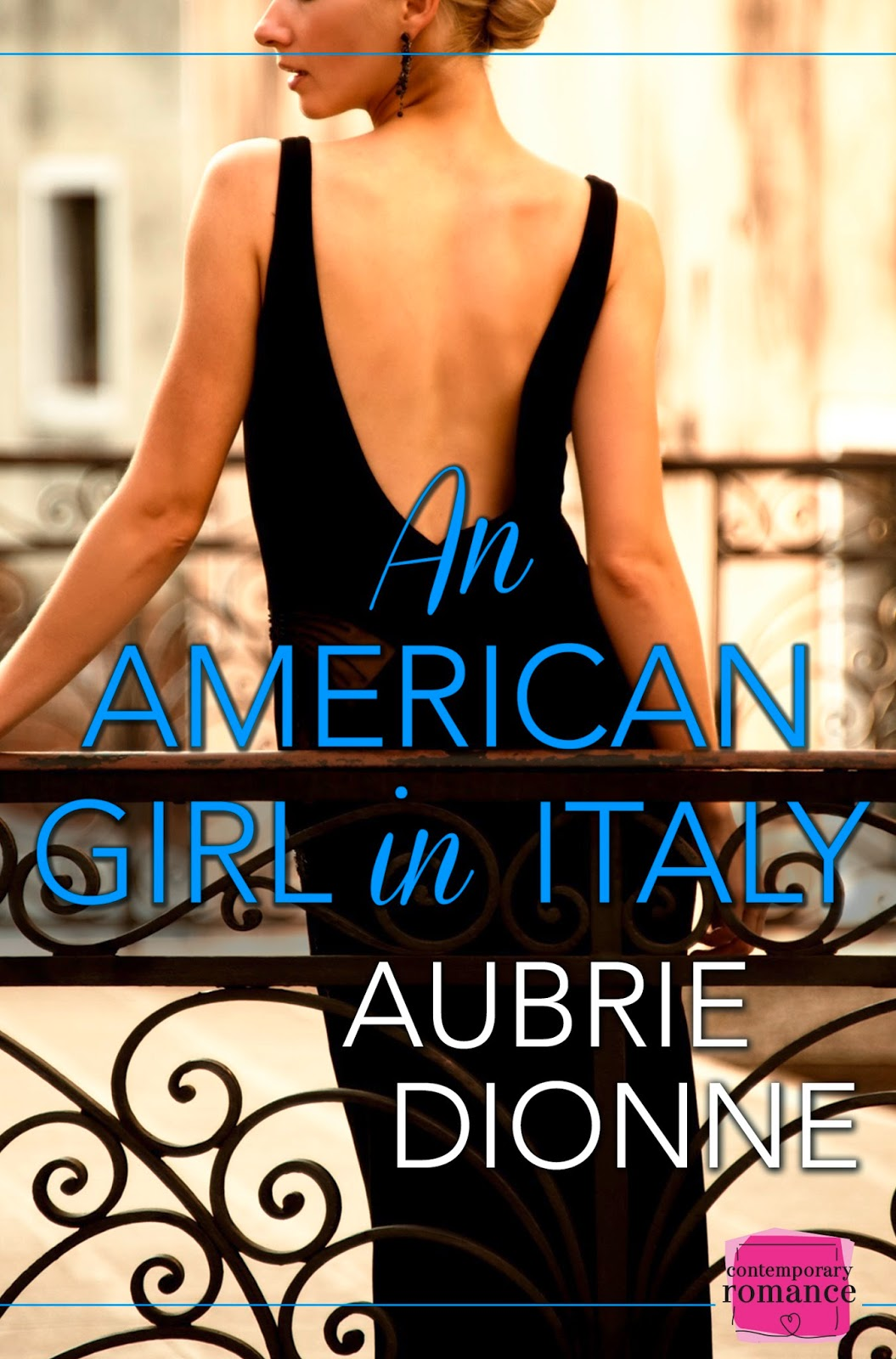 An American Girl in Italy {Aubrie Dionne} | #bookreview #booktour #cbbpromotions