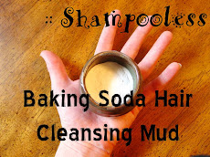 Homemade Hair Cleansing Mud