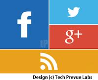Widget Sosial Media Keren untuk Blog