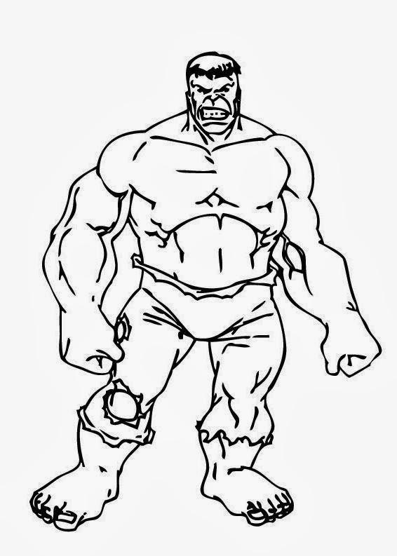 o incrÍvel hulk desenhos para colorir e imprimir desenhos para