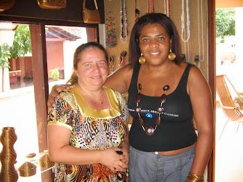 Rosimaire et Mapapalo Cares Programme