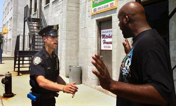 Police Brutality Against Black Men And The Black Community