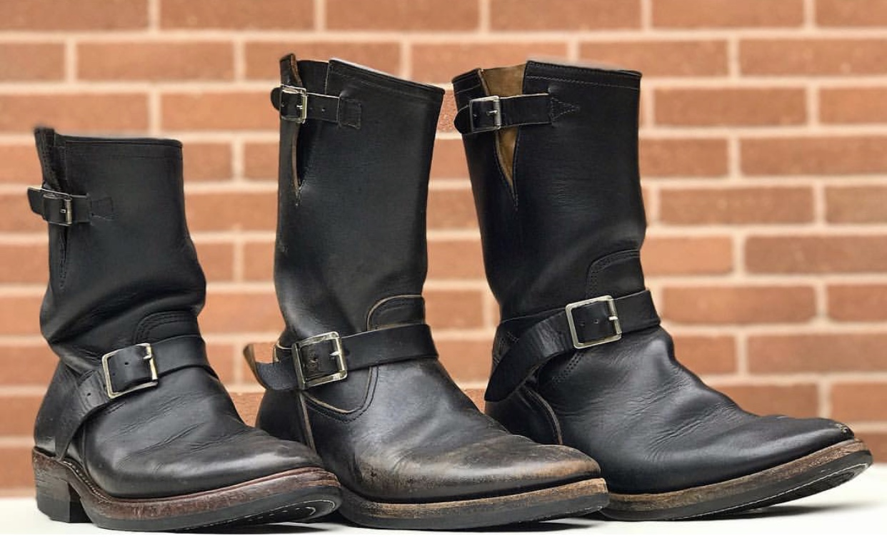 MY TOP 3 FAVORITE ENGINEER BOOTS