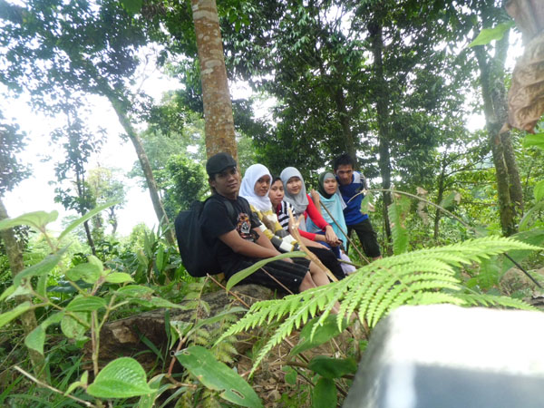 Gn. Pulosari - Pandeglang - Banten