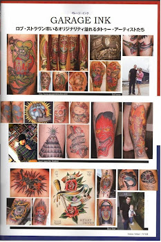 Tattoo Tribal Magazine-Shop feature