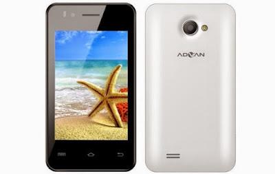 Advan Vandroid S3A Android Murah Dual Sim