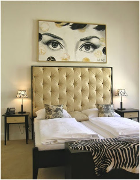 Animal Print Bedroom Ideas