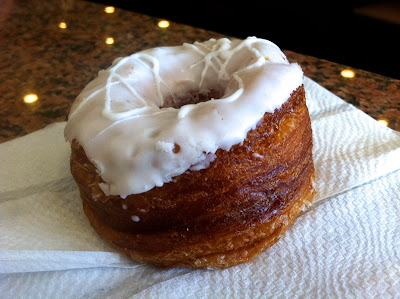 cronut from Posh Bagel