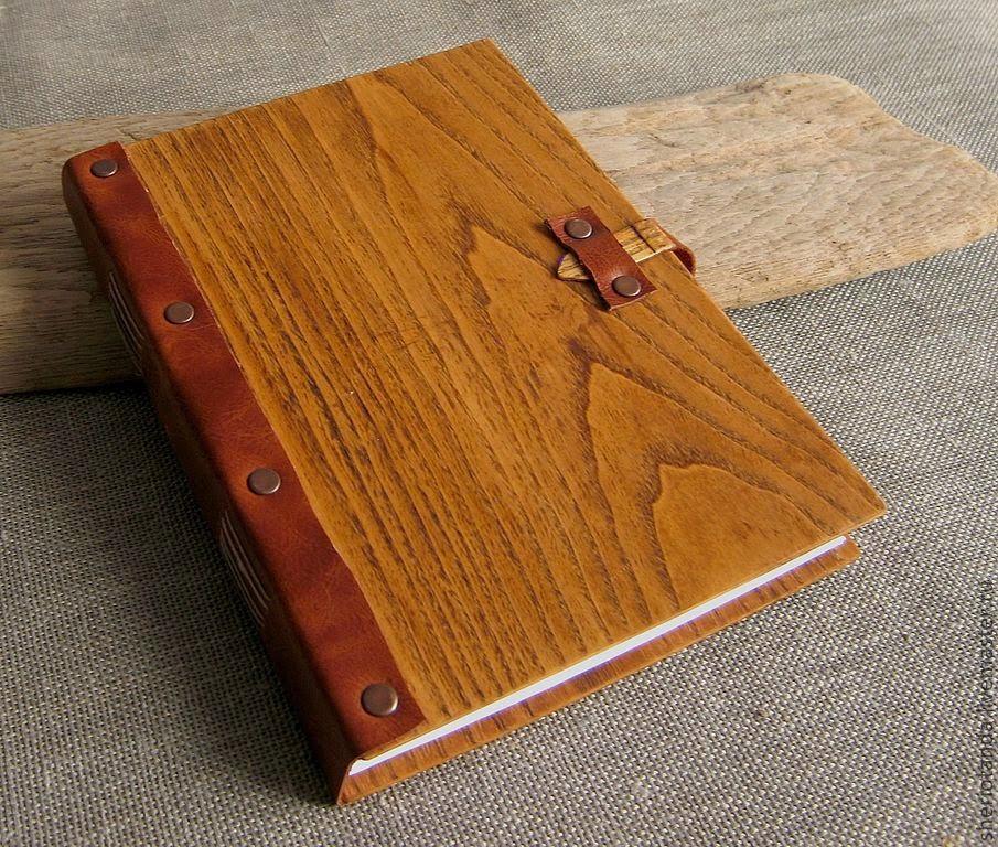 Блокнот деревянный своими руками 60
