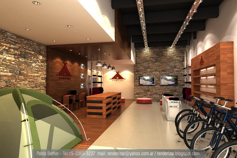 Renderizar arquitectura imagenes 3d renders for Local arquitectura