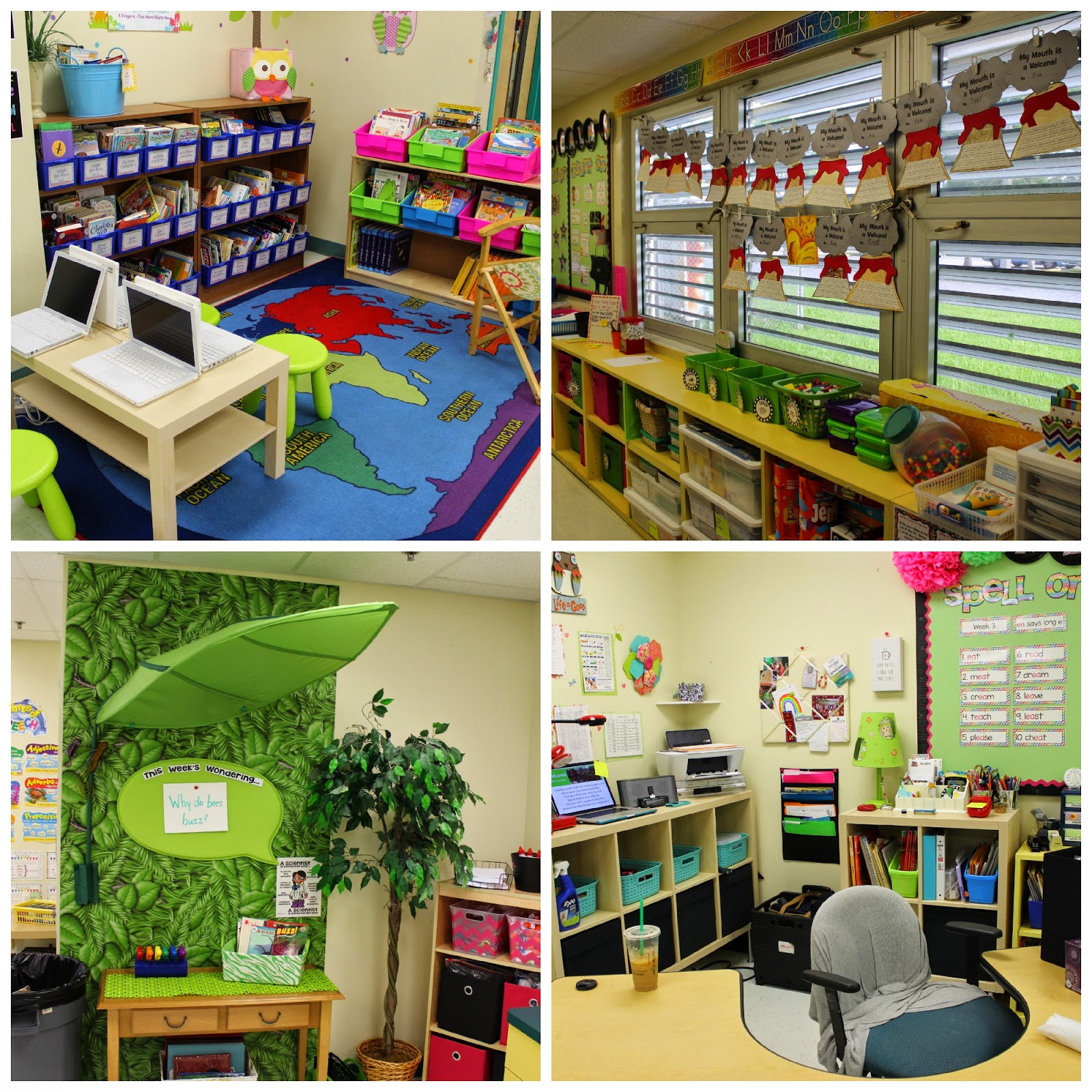Open house ideas sunny days in second grade - Open house decorations ...